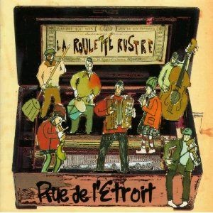 Rue de l'Etroit (CD Album)