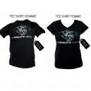 T-Shirt La Roulette Rustre 2016 / Mains
